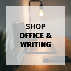 shop office and writing