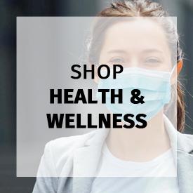 shop health and wellness